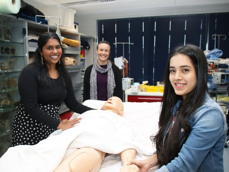 Our medical scholarship recipients will return to the region when they graduate