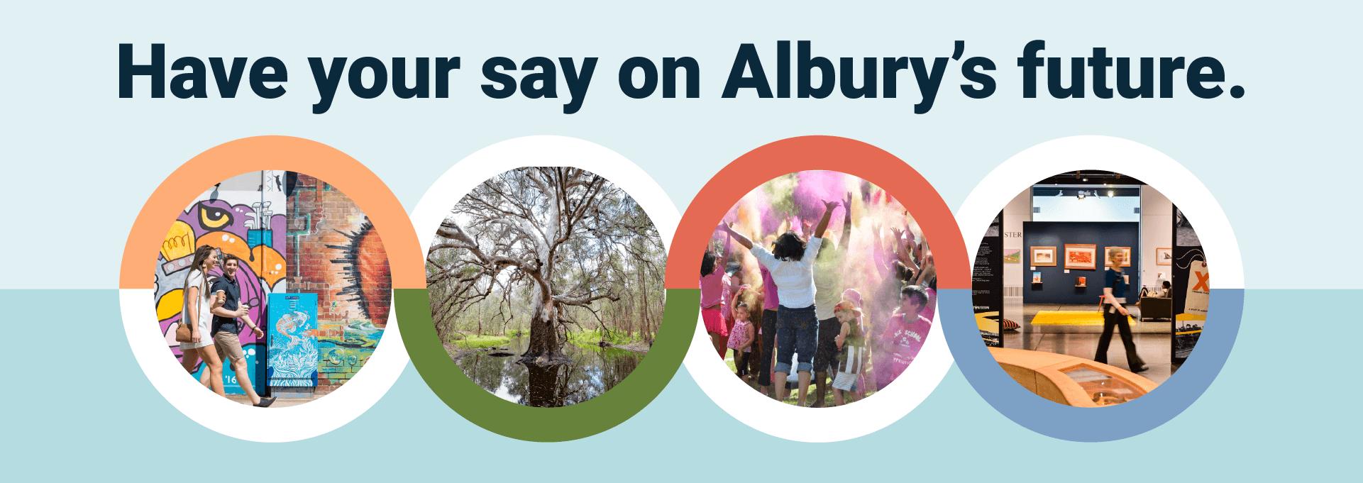 Albury 2050 Community Strategic Plan