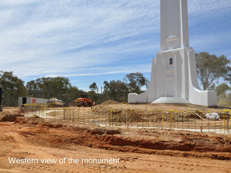 Monument 15-11 west