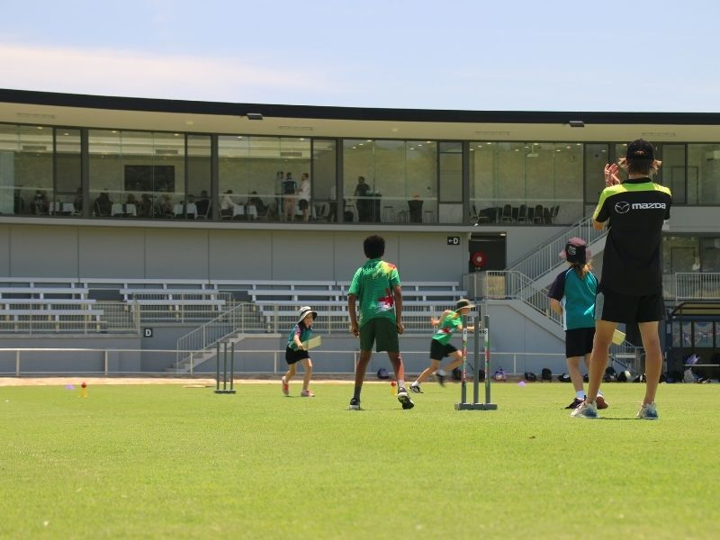 The region's premier sports venue has been officially opened