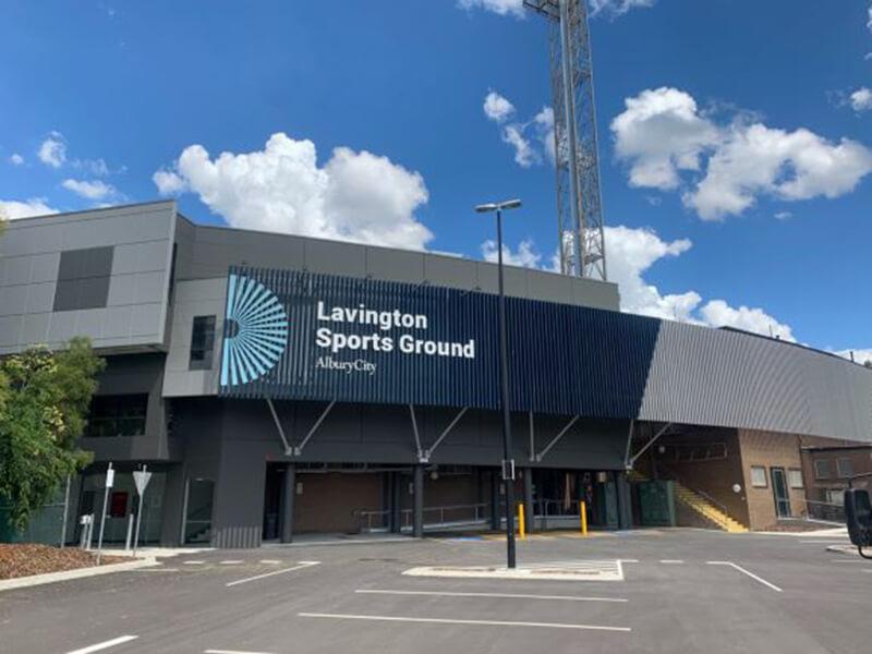 Lavington Sports Ground