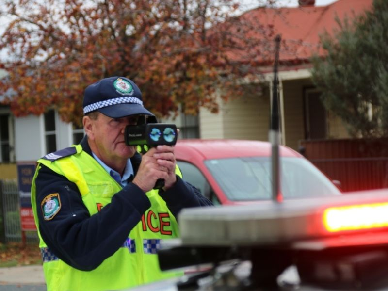 Police, council and the community are targeting speeding in eight streets, following feedback from residents