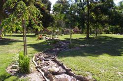 image of watercourse garden