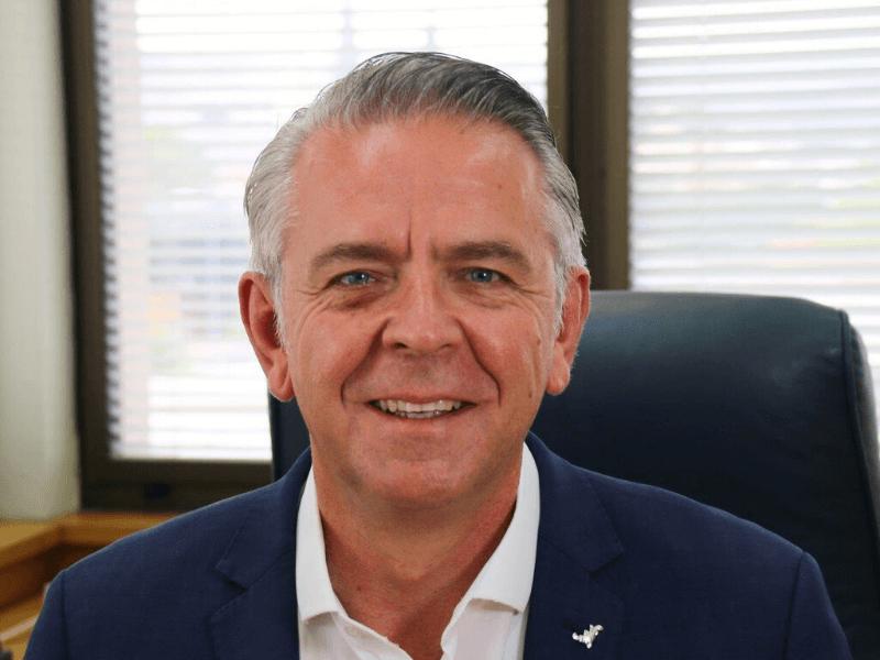 Frank Zaknich CEO
