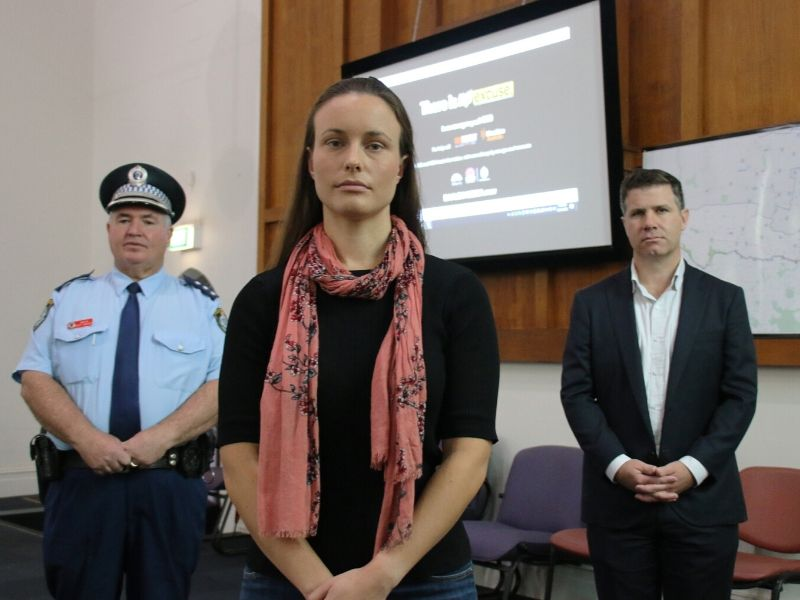 A new campaign encourages those affected by domestic violence to seek help