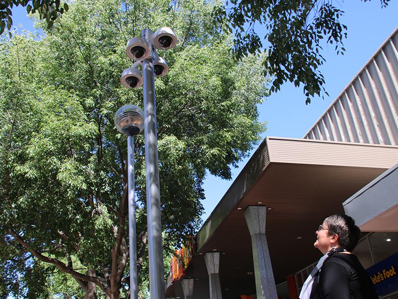Image of CCTV cameras